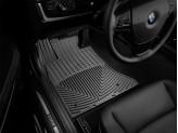 Коврики WEATHERTECH для BMW 5-Series резиновые, цвет черный