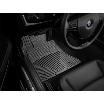 Коврики WEATHERTECH для BMW 5-Series (F10/F11) резиновые, цвет черный