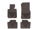 Коврики WEATHERTECH резиновые для BMW 3-Series / M3, цвет коричневый