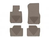 Коврики WEATHERTECH резиновые для BMW 3-Series / M3, цвет бежевый