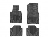 Коврики WEATHERTECH резиновые для BMW 3-Series / M3, цвет черный