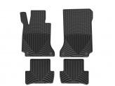 Коврики WEATHERTECH резиновые для Mercedes-Benz C-class Wagon, цвет черный
