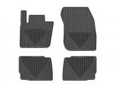 Коврики WEATHERTECH резиновые для Lincoln MKZ / Ford Fusion, цвет черный