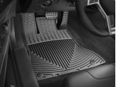 Коврики WEATHERTECH для Mercedes-Benz SL-Class резиновые, цвет черный