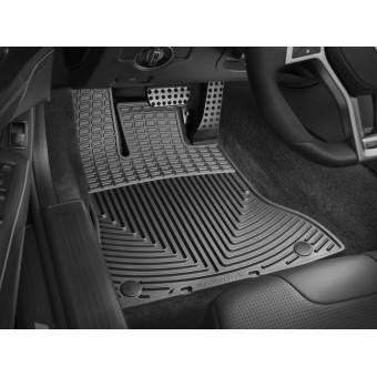 Коврики WEATHERTECH для Mercedes-Benz SL-Class резиновые, цвет черный (доступны к заказу коричневые, бежевые и серые)