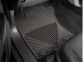 Коврики WEATHERTECH резиновые для Lexus GX-460, цвет коричневый