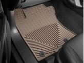 Коврики WEATHERTECH резиновые для Lexus GX-460, цвет бежевый
