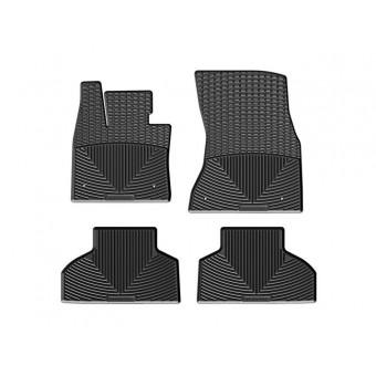 Коврики WEATHERTECH резиновые для BMW X6, цвет черный, для мод. F16 с 2014 г.