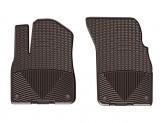 Коврики WEATHERTECH для Audi Q7, Q8, резиновые, передние, цвет черный, изображение 2