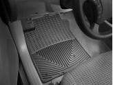 Коврики WEATHERTECH резиновые для Lexus GX, цвет черный