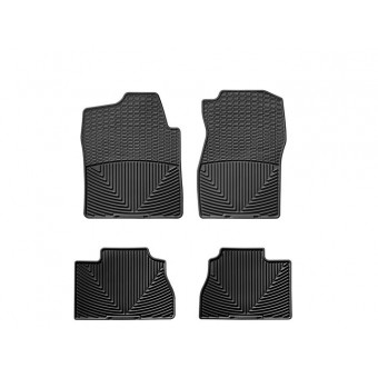 Коврики WEATHERTECH для Chevrolet Tahoe резиновые, цвет черный (можно заказать бежевые и серые) 2007-2014 г.