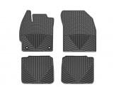 Коврики WEATHERTECH для Toyota Prius, резиновые, цвет черный
