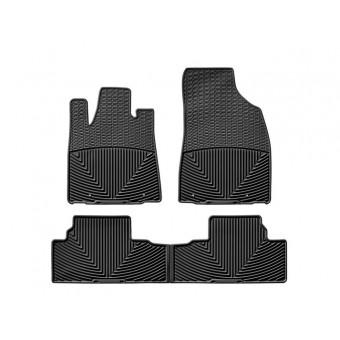 Коврики WEATHERTECH для Lexus RX, цвет черный (2010-2012)