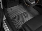 Коврики WEATHERTECH для Lexus ES, резиновые, цвет черный 2016-2018 г.