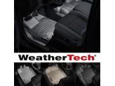 Коврики WEATHERTECH для Mercedes-Benz X-Class в салон, цвет черный