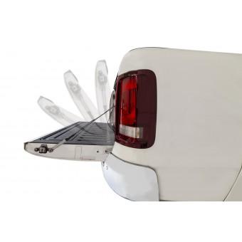 """Амортизаторы для плавного открывания заднего борта """"Assist"""" для Volkswagen Amarok (не требует сверления)"""