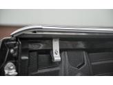 """Крышка Mountain Top для Mercedes-Benz X-Class """"TOP ROLL"""" под оригинальную дугу (цвет серебристый, рейлинги поставляются отдельно), изображение 4"""