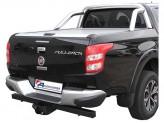 """Крышка на Fiat Fullback серия """"SOT-ROLL"""", цвет черный"""