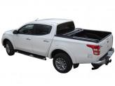 """Крышка на Fiat Fullback серия """"SOT-ROLL"""", цвет черный, изображение 4"""
