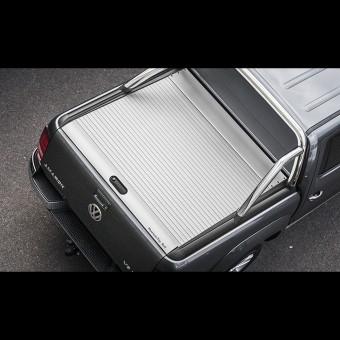 """Крышка для Volkswagen Amarok """"TOP ROLL"""", цвет серебристый"""