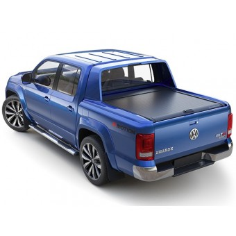 """Крышка Mountain Top для Volkswagen Amarok """"TOP ROLL"""", цвет черный (комплектация Aventura)"""