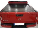 """Крышка для Mercedes-Benz X-Class """"ROLL-ON"""" цвет черный (электростатическая покраска), изображение 2"""