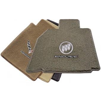 """Текстильные коврики для Bentley Bentayga в салон """"LUXE"""" из 4 частей"""