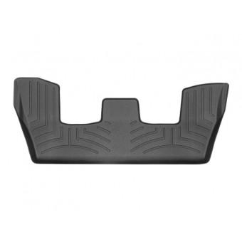 Коврики WEATHERTECH для Audi Q7 3-ий ряд, цвет черный
