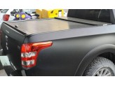 """Крышка для Mitsubishi L200 """"ROLL-ON"""" цвет черный (электростатическая покраска), изображение 3"""