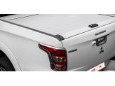 """Крышка Mountain Top для Mitsubishi L200 """"TOP ROLL"""", цвет серебристый, изображение 2"""