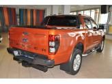 Крышка пикапа для Ford Ranger T6 из винила и решетчатого каркаса из алюминия (для комплектации Wildtrack), изображение 7