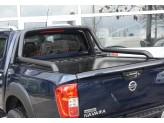 """Защитная дуга  """"Canyon Black"""" для Mercedes-Benz X-Class в кузов 70 мм, цвет черный"""
