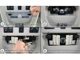 Светодиодные фонари для Cadillac Escalade Premium LED в салон (вместо штатных), изображение 2