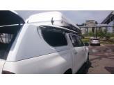 Крыша кузова пикапа с боковыми распашными окнами (доступны в белом, черный цвете и в грунте), изображение 5