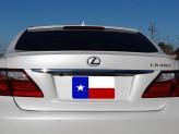 Задний спойлер для Lexus LS 2007-2012 г.