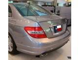 Задний спойлер для Mercedes-Benz C-class sedan 2008-2014 г.