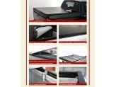 Крышка виниловая на Isuzu D-MAX, цвет черный (2012-), изображение 5