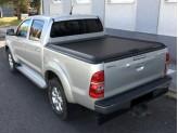 """Крышка Mountain Top на Toyota HiLux (Revo) """"TOP ROLL"""" цвет черный, изображение 2"""