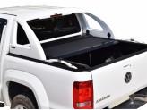 """Крышка для Volkswagen Amarok серия """"SOT-ROLL"""" с защитной дугой со стоп-сигналом"""