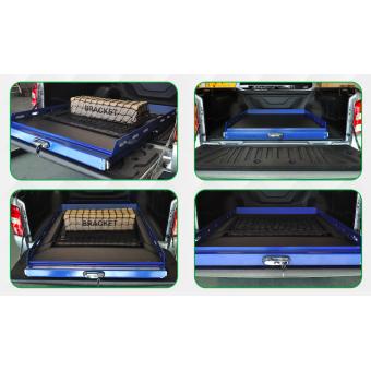Выдвижная погрузочная платформа Dodge Ram  (максимальная нагрузка 500 кг)