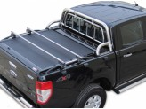 Комплект продольных и поперечных рейлингов для Ford Ranger T6