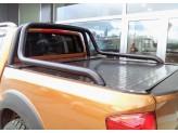 """Крышка пикапа для Fiat Fullback """"ROLL-ON"""" с дугой CR006"""