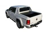 """Крышка Mountain Top для Volkswagen Amarok """"TOP ROLL"""", цвет черный (комплектация Aventura), изображение 2"""