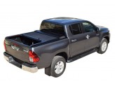 """Крышка на Toyota HiLux серия """"SOT-ROLL"""" , цвет черный матовый, изображение 2"""