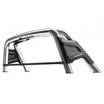 Защитная дуга для Mercedes-Benz X-Class в кузов пикапа, (возможна установка с трехсекционной крышкой)