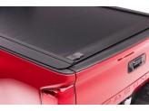 Защитная дуга для Toyota HiLux в кузов пикапа 70 мм, цвет черный (возможна установка с трехсекционной крышкой), изображение 5