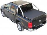 """Крышка на Volkswagen Amarok серия """"SOT-ROLL"""" под оригинальную дугу, изображение 2"""