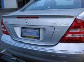Задний спойлер для Mercedes-Benz C-class 2001-2007 г.