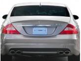 Задний спойлер для Mercedes-Benz CLS 2006-2011г.