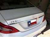Задний спойлер для Mercedes-Benz CLS 2012 г.-